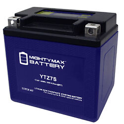 Mighty Max Ytz7s Lithium Battery Replacement For Cannondale 440 C440 2002-2003
