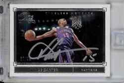 2019-20 One And One Vince Carter Timeless Moments Auto /99