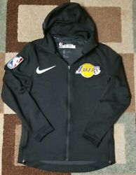 Lakers Lonzo Ball Medium Bbb Game Worn Authentic Pro Cut Jersey Jacket Game Used