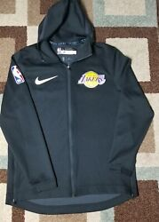 Lakers Kyle Kuzma Game Worn Team Issued Authentic Pro Cut Jersey Jacket Warmup