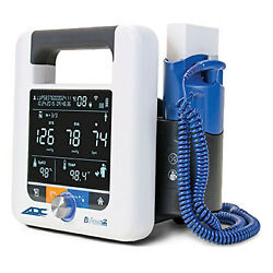 Adc Adview 2 Diagnostic Station W/ Blood Pressure And Temperature Modules