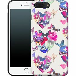 Iphone 7 Plus - Butterfly Love By Caseable Designs Smartphone Premium Case