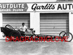 Don Big Daddy Garlits And His 1965 Wynns Jammer Top Fuel Dragster Photo 15