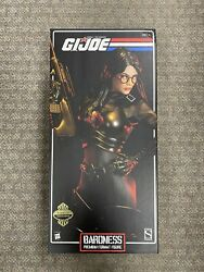+ Sideshow Exclusive Cobra Intelligence Officer Baroness Premium Format 204/750