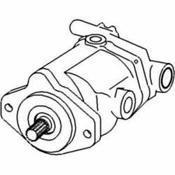 Remanufactured Hydraulic Pump - Closed Center Compatible With White Oliver