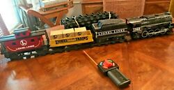 Lionel Lines G Scale Train Set Battery Operated R With Tracks Model 7-11182