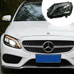 For Benzs W205 2015-2020 Led Headlight Assembly Led Drl Dynamic Turn Signal