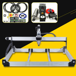 3 Aixs Cnc Router Machine Full Kit Water Cooled Spindle 2.2kw 10001000mm