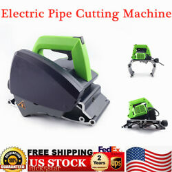 15-220mm Portable Electric Pipe Tube Cutter For Steel Plastic/copper/cast Iron