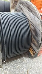 1100' Commscope 5333503 P3 840 Jcass Hardline Coax Cable 75 Ohm Flooded Coaxial