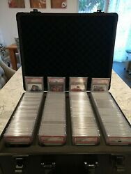 Beautiful Elegant Storage Case For Graded Psa And Bgs Slabs Holds 180 Psa Cards