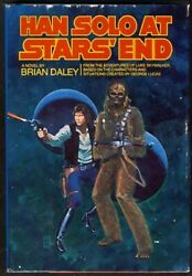 Brian Daley / Han Solo At Starand039s End From The Adventures Of Luke Skywalker 1st