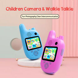 Children Camera 8mp Dual Lenses 2.0inch Ips Screen Extended G4w2