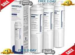 3-pack Refrigerator Water Filter For Maytag Ukf8001, Whirlpool 4396395, Edr4rxd1