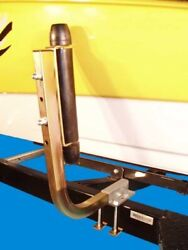 One Pair Of Boat Trailer Roller Guide On Roller Assembly
