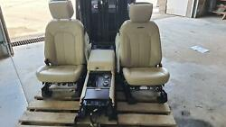 2019-2020 Expedition Beige Front Seats Bucket, W/bag, Leather, Electric