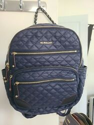 Mz Wallace Crosby Backpack Dawn Bnwt Full Size Sold Out