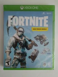 Fortnite Deep Freeze Bundle By Warner Bros Game For Xbox One New/sealed Read
