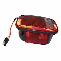 Crown Automotive Tail Lamp With Side Marker J5758254