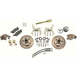 Speedway 11 Inch Disc Brake Conversion Kit 1954-56 Ford Cars