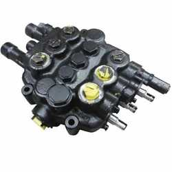 Used Hydraulic Control Valve - Hands Controls Compatible With John Deere 240