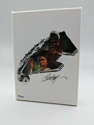 Star Wars Weekends Disney Exclusive Signed Art Print/canvass By J Scott Campbell