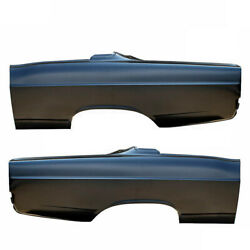 New Rear Lh And Rh Side Quarter Panel Amd Fits Ford Fairlane