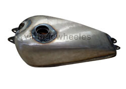 Steel Fuel Tank Fits 1930/31 Ajs V-twin World Speed Record Replica Motorcycle