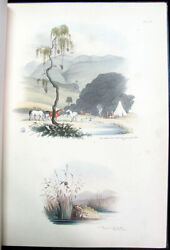 Henry Butler / South African Sketches Illustrative Of The Wild Life 1st Ed 1841