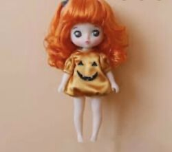 Popo And Milk Special Halloween Edition Sold Out Redhead 7 1/2 Rare New In Box