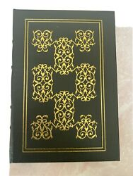 The Easton Press Naval Warfare Under Oars- By William Rodgers- Mint Condition