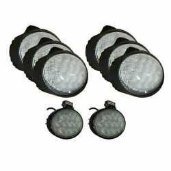 Led Combine Light Kit Compatible With John Deere 9660 Sts 9750 Sts 9560 9660
