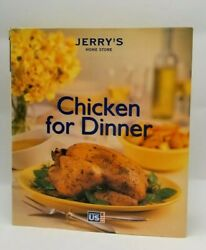 quot;Chicken For Dinnerquot; Illustrated Recipe Book