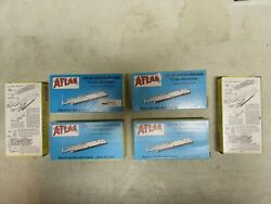 6 Atlas 65 Under Table Switch Machines Lot 976