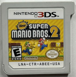 New Super Mario Bros. 2 Nintendo 3ds / 2ds Game Cartridge Only