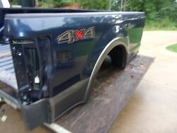 Ford F250 F3508' Truck Bed 2020 King Ranch Tailgate