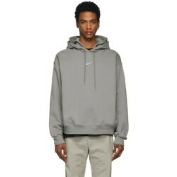 Nike X Fear Of God Double Hooded Pullover Hoodie Men's Size Small Brand New