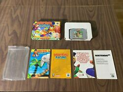 Diddy Kong Racing Nintendo 64 N64 Authentic -- Complete In Box