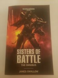 Sisters Of Battle Omnibus Book Pre-owned