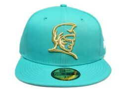 Fitted Hawaii Teal Gold Kam 7⅛ Not Farmers Market Hawaii 808allday In4mation