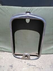 1929-1930 Oakland Grill Shell Rare 29-30 Grille