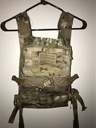 Multicam Blue Force Gear Plate Minus Carrier Mag Pouch Now Admin Discontinued