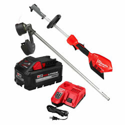 Milwaukee 2825-21st M18 Fuel String Trimmer Kit W/ Quik-lok New Free Shipping