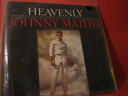 Mfsl 1-171 Johnny Mathis Heavenly First-japanpressing-series/factory Sealed