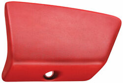 Restoparts Red Molded Glove Box Door 1966-1967 Oldsmobile Cutlass And 442
