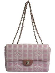 CHANEL NEW TRAVEL LINE Chain Shoulder Bag A15285 #T116 $1667.80