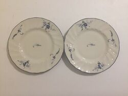 Lot Of 2 Villeroy And Boch Vieux Luxembourg Saucers
