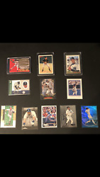 Derek Jeter amp; Mariano Rivera Rookie Great New York Yankee Collection Lot of 26