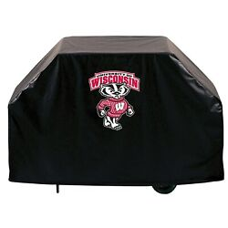 University Of Wisconsin Badgers Grill Cover 72