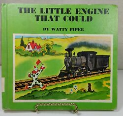 Vtg The Little Engine That Could By Watty Piper School Special Edition 1930-1945